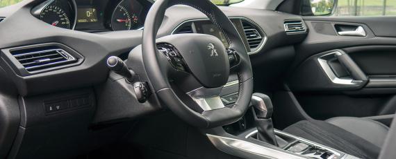 Test Peugeot 308 1.2 PureTech 130 EAT6 (13)