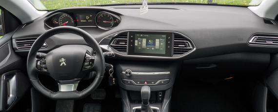 Test Peugeot 308 1.2 PureTech 130 EAT6 (14)