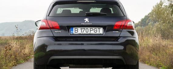 Test Peugeot 308 1.2 PureTech 130 EAT6 (05)