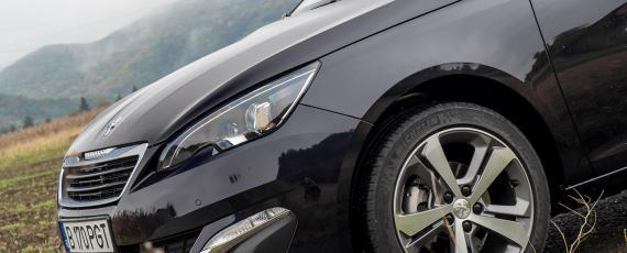 Test Peugeot 308 1.2 PureTech 130 EAT6 (11)