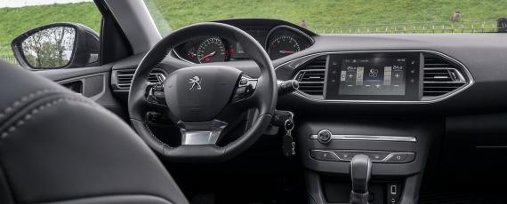 Test Peugeot 308 1.2 PureTech 130 EAT6 (15)