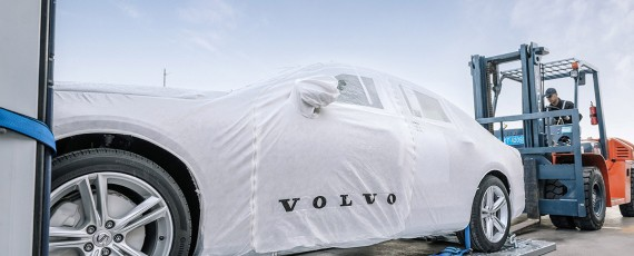 "Volvo S90 ""Made in China"" exportat in Europa (08)"