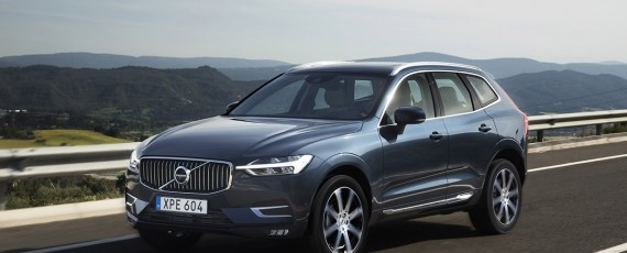 Volvo XC60 - City Safety (03)
