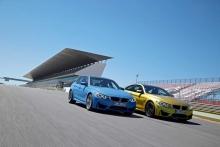 Noile BMW M4 Coupe şi M3 Sedan