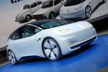 Volkswagen - concept electric I.D.