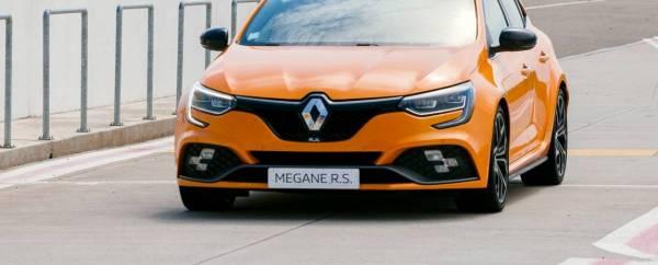 Renault Megane RS - pret Romania