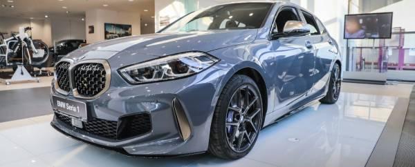 Noul BMW Seria 1 - lansare Romania