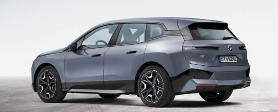 BMW iX - preturi Romania