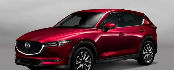 Noua Mazda CX-5 2017