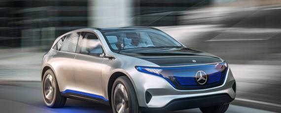 Mercede-Benz Generation EQ