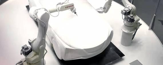 Nissan - concept SUV electric, Tokyo 2017