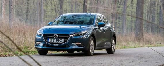 Mazda- vanzari 2017, Romania