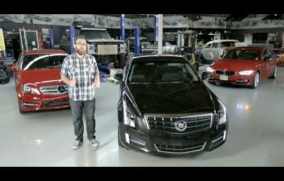 Mercedes Cadillac BMW