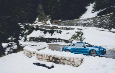 Alpine A110 - video
