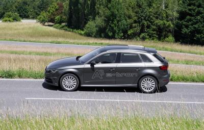 Noul Audi A3 e-tron