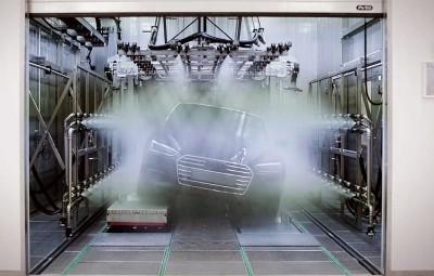 Audi Neckarsulm - testare masini decapotabile