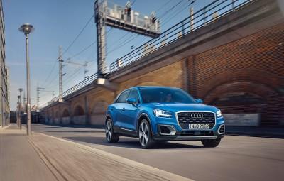Audi - cifre vanzari mai 2017