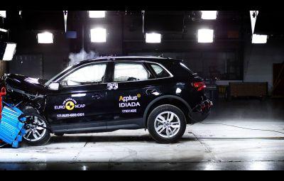 Audi Q5 - rezultate Euro NCAP