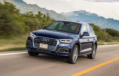 Noul Audi Q5 - suspensie adaptiva