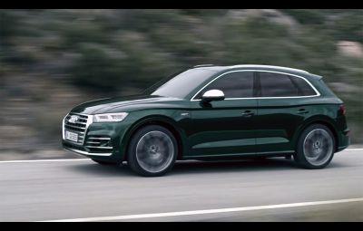 Audi SQ5 - video