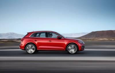 Audi - cifre vanzari septembrie 2017