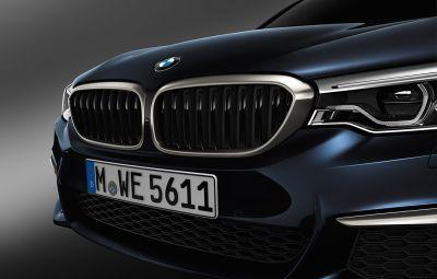 Noul BMW M550d xDrive