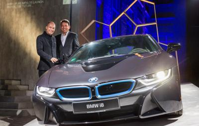 BMW i Pure Impulse Experience