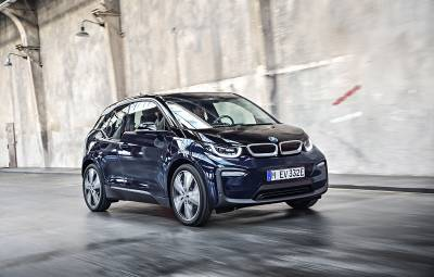 BMW i3 - baterie 120 Ah