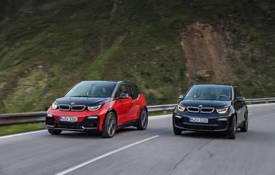 Noile BMW i3 facelift si i3s