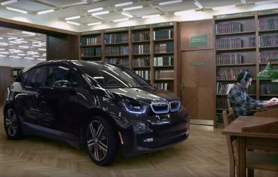 BMW i3 - Silent Performance video