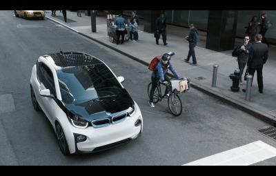 BMW i3 - reclama Super Bowl 2015