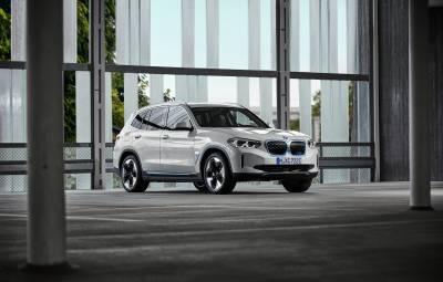 Noul BMW iX3 - preturi Romania