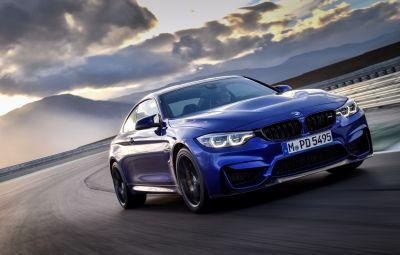 Noul BMW M4 CS