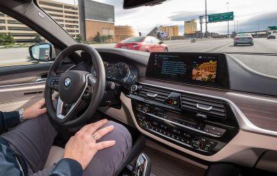 BMW - automobile autonome