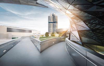 BMW - sediul central Munchen