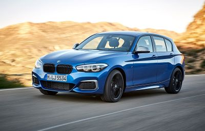 BMW Seria 1 - iulie 2017