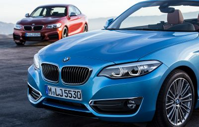 BMW Seria 2 Coupe si Cabriolet - iulie 2017