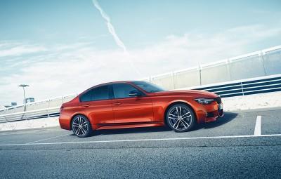 BMW Seria 3 100% electric