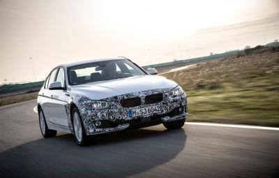 Noul BMW Seria 3 plug-in hibrid
