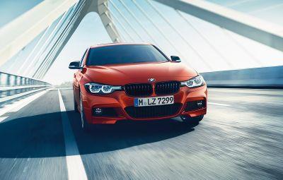 BMW Seria 3 - iulie 2017