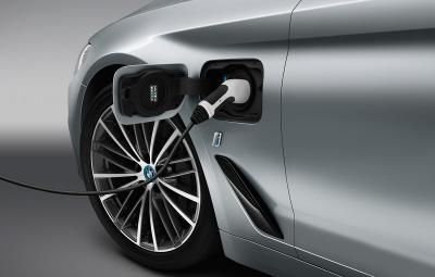 BMW 530e iPerformance - video