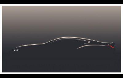BMW Seria 8 Concept - teaser