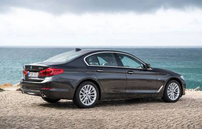 BMW - cifre vanzari noiembrie 2017