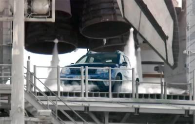 Dacia Duster 2018 - teaser video