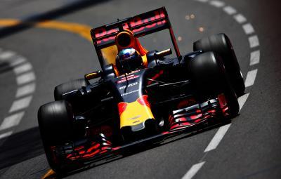 Daniel Ricciardo - pole position Monaco 2016