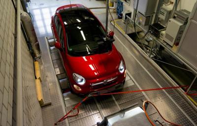 Fiat 500X 2.0 MultiJet - emisii NOx