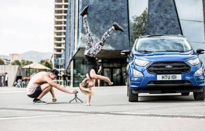 Ford EcoSport - produs la Craiova
