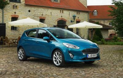 Ford Fiesta - preturi Romania