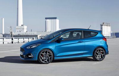 Noul Ford Fiesta ST 2018