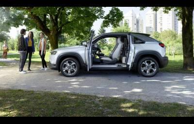 Mazda MX-30 - pret lansare